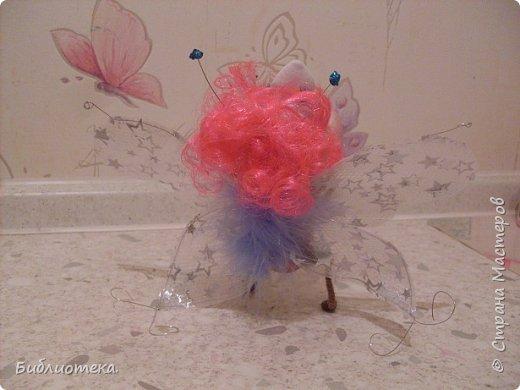 Делала по МК Е.Лаврентьевой ,это первая моя бабочка, есть маленькие погрешности конечно))))))  морально месяца два себя готовила  фото 5