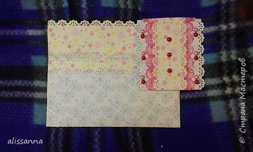 Доброе время суток..жители Страны...))))))) у меня готов еще один конверт....))))))) фото 5