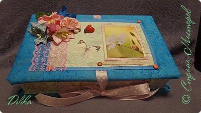 Сама коробочка, одна из 4-х фото 1