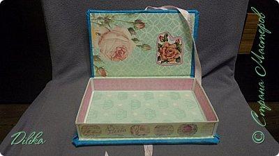 Сама коробочка, одна из 4-х фото 2