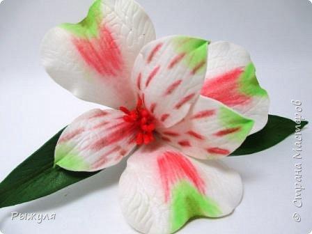 Всем доброго дня!!!  Решила выставить все цветочки сделанные за последнее время)))) одуванчики - заколка и колечко фото 3