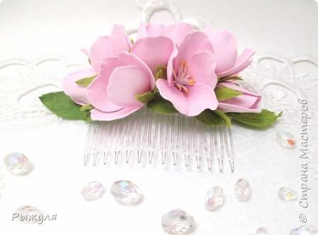 Всем доброго дня!!!  Решила выставить все цветочки сделанные за последнее время)))) одуванчики - заколка и колечко фото 7