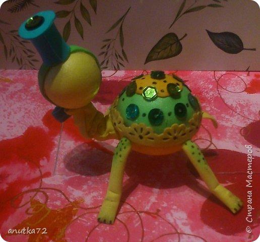 Может плавать в океане, Может ползать по саванне, Панцирь в клетку, как рубаха… Кто же это? … (черепаха)! фото 4