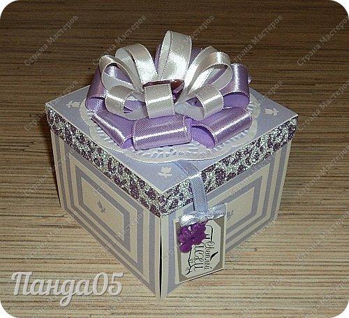 """Продолжают у меня выпекаться коробочки,как горячие пирожки))  Заказ для 15летней девочки.Думала я,думала...Вспомнила фильм """"Ночь перед Рождеством"""",как Оксана требовала от Вакулы """"черевички,которые сама царица носит!""""(с) И вот они,собственно,те самые черевички царские))) фото 9"""