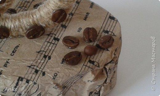 Вдохновившись идеей http://stranamasterov.ru/node/603032?c=favorite_c я сделала музыкальный подарок в виде скрипичного ключа. фото 2