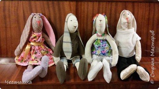 Все началось с этих двух зайцев. Близилось 8 марта и хотелось порадовать своих дочурок и всех знакомых девочек. фото 6