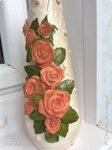 Вот такая ваза получилась...) фото 3