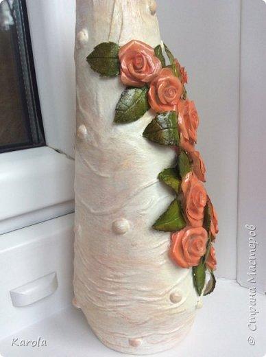 Вот такая ваза получилась...) фото 5