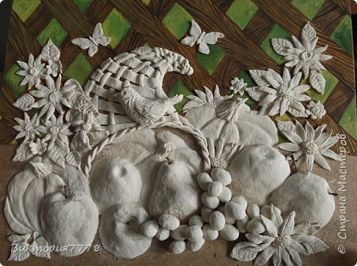 Муза подкралась ко мне, когда я насмотрелась замечательных работ Елены Luna Llena. Панно у нее великолепные, просто шедевры.  http://stranamasterov.ru/user/185109 фото 3