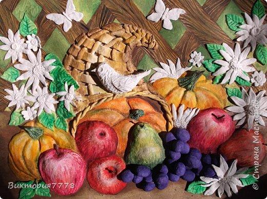 Муза подкралась ко мне, когда я насмотрелась замечательных работ Елены Luna Llena. Панно у нее великолепные, просто шедевры.  http://stranamasterov.ru/user/185109 фото 4