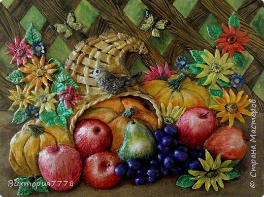Муза подкралась ко мне, когда я насмотрелась замечательных работ Елены Luna Llena. Панно у нее великолепные, просто шедевры.  http://stranamasterov.ru/user/185109 фото 1