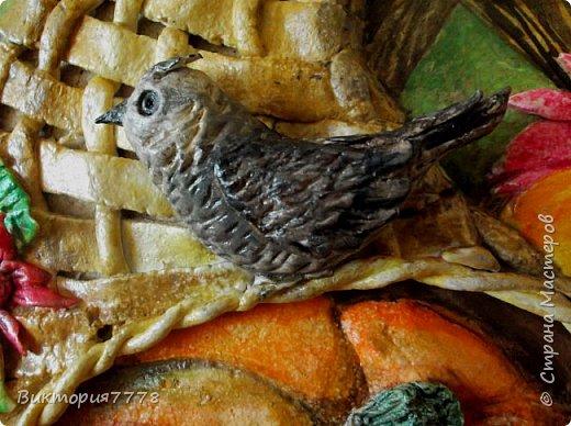 Муза подкралась ко мне, когда я насмотрелась замечательных работ Елены Luna Llena. Панно у нее великолепные, просто шедевры.  http://stranamasterov.ru/user/185109 фото 5