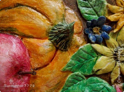 Муза подкралась ко мне, когда я насмотрелась замечательных работ Елены Luna Llena. Панно у нее великолепные, просто шедевры.  http://stranamasterov.ru/user/185109 фото 8