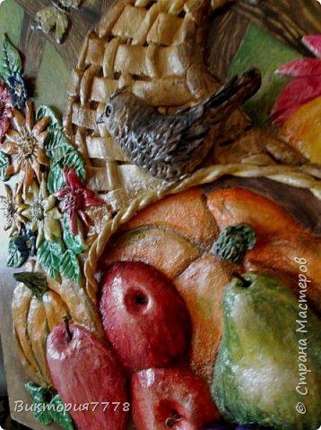 Муза подкралась ко мне, когда я насмотрелась замечательных работ Елены Luna Llena. Панно у нее великолепные, просто шедевры.  http://stranamasterov.ru/user/185109 фото 6