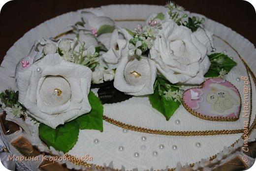 Торт на свадьбу. фото 3