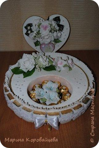 Торт на свадьбу. фото 2