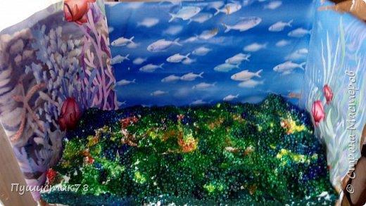Макет моря в детский сад  фото 3