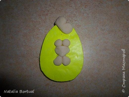 Дорогие жители СМ!  Хочу познакомить вас с моими новыми Пасхальными магнитиками !!! И поделиться МК как я их делала*)) фото 14