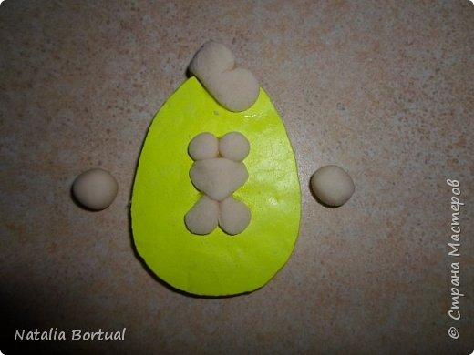 Дорогие жители СМ!  Хочу познакомить вас с моими новыми Пасхальными магнитиками !!! И поделиться МК как я их делала*)) фото 15