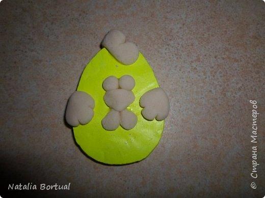 Дорогие жители СМ!  Хочу познакомить вас с моими новыми Пасхальными магнитиками !!! И поделиться МК как я их делала*)) фото 18