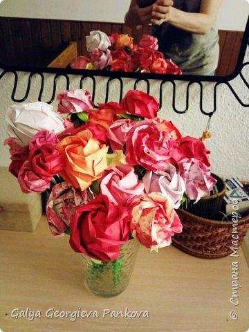 Букет розах  фото 1