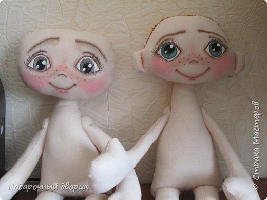 Игровая ,текстильная куколка.Ростом 38 см.  фото 6