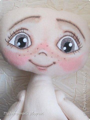 Игровая ,текстильная куколка.Ростом 38 см.  фото 5