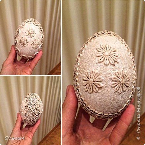 Декорируем пасхальные яйца. Заготовки : деревянные или пластмассовые фото 3