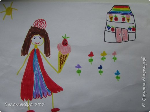 Очень понравилось Сонюше украшать рисунками пасхальные яички! Много сделала!..  фото 11