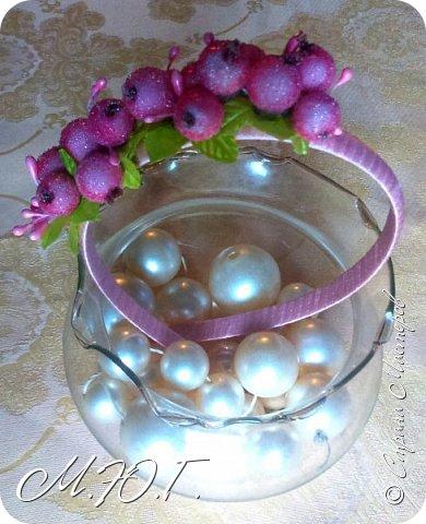Мои ободочки для любимой дочки))) фото 2