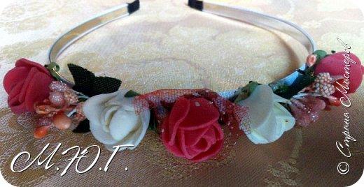 Мои ободочки для любимой дочки))) фото 6
