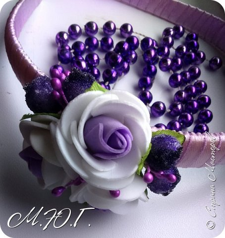 Мои ободочки для любимой дочки))) фото 3