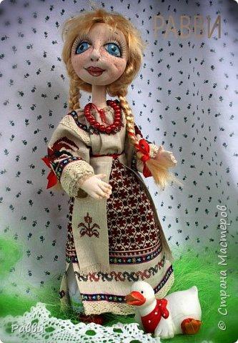 Сойкинская девица (русский народный костюм) фото 1