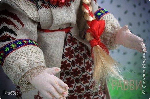 Сойкинская девица (русский народный костюм) фото 3