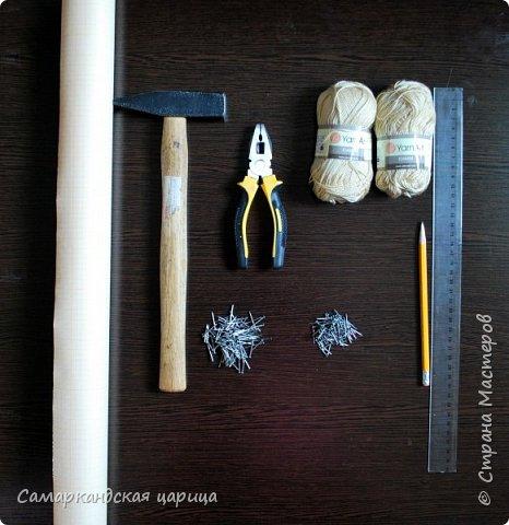 Доброго времени суток) Многие просили у меня мастер-класс на панно http://stranamasterov.ru/node/757006. Наконец руки дошли) фото 2