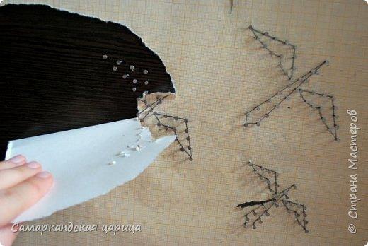 Доброго времени суток) Многие просили у меня мастер-класс на панно http://stranamasterov.ru/node/757006. Наконец руки дошли) фото 17