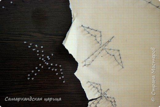 Доброго времени суток) Многие просили у меня мастер-класс на панно http://stranamasterov.ru/node/757006. Наконец руки дошли) фото 18