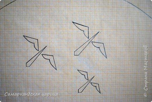 Доброго времени суток) Многие просили у меня мастер-класс на панно http://stranamasterov.ru/node/757006. Наконец руки дошли) фото 6