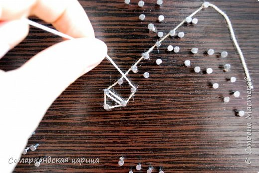 Доброго времени суток) Многие просили у меня мастер-класс на панно http://stranamasterov.ru/node/757006. Наконец руки дошли) фото 27