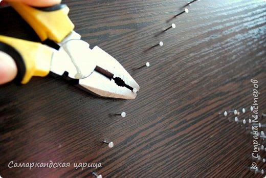 Доброго времени суток) Многие просили у меня мастер-класс на панно http://stranamasterov.ru/node/757006. Наконец руки дошли) фото 10
