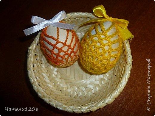 К Пасхе. Мешочки  для пасхальных яичек. фото 4