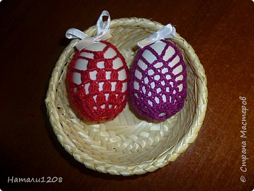 К Пасхе. Мешочки  для пасхальных яичек. фото 1