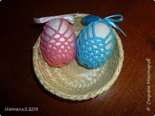 К Пасхе. Мешочки  для пасхальных яичек. фото 5