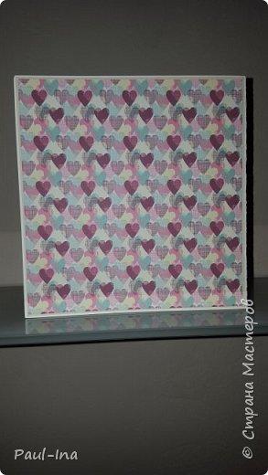 Ещё одна открыточка на д. рождение для девочки. фото 2