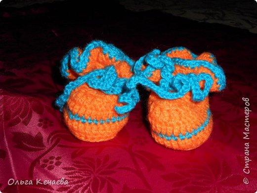 Топотушки для внучки фото 2