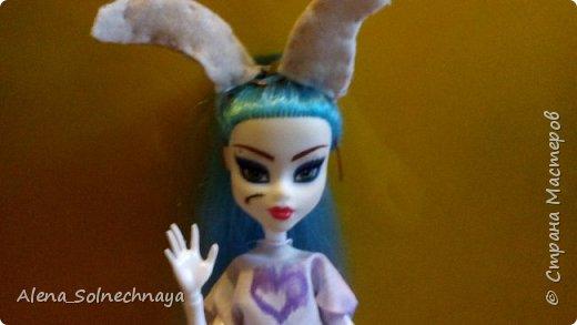 Всем привет! Сегодня мы будем делать кроличьи ушки для костюма! фото 1