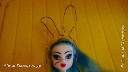 Всем привет! Сегодня мы будем делать кроличьи ушки для костюма! фото 3