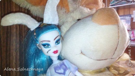 Всем привет! Сегодня мы будем делать кроличьи ушки для костюма! фото 7