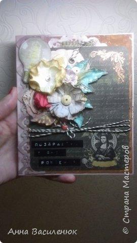 Мона Лиза шлет поздравления))))))Ракурс фото не очень..вживую надпись хорошо читается) фото 3