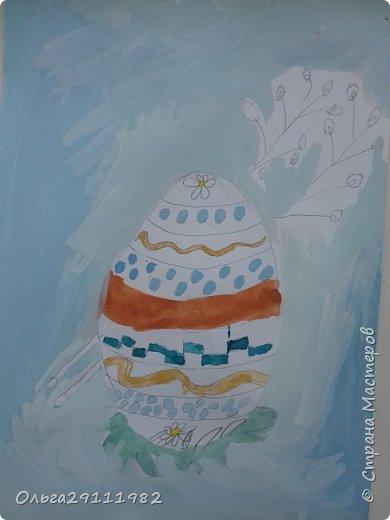 Рисунки к Пасхе фото 6